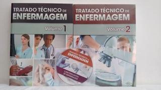 Tratado Técnico De Enfermagem 2 Vols