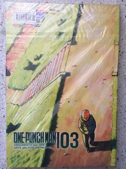 Mangá One Punch Man Volume 3