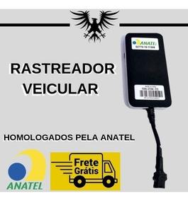 1 Rastreador S/ Mens. Anatel Homologado E Chips M2m