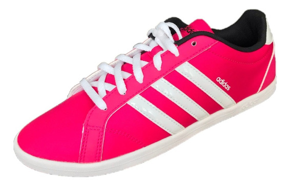 Tenis adidas Mujer Coneo Qt Casual Deportivo Advantage Rosa