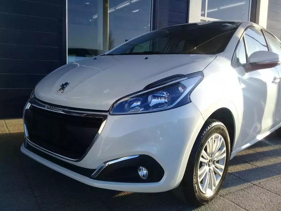 Peugeot 208 Allure 1.6n Tiptronic 6 Nw