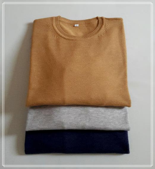 Sweater De Bremer Y Lycra - Talle Xl Pullover Grande
