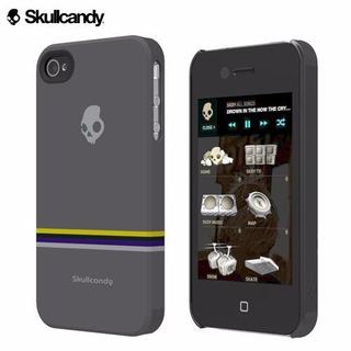 Capa Case Bumper iPhone 4s / 4 Skullcandy Trace Low Profile
