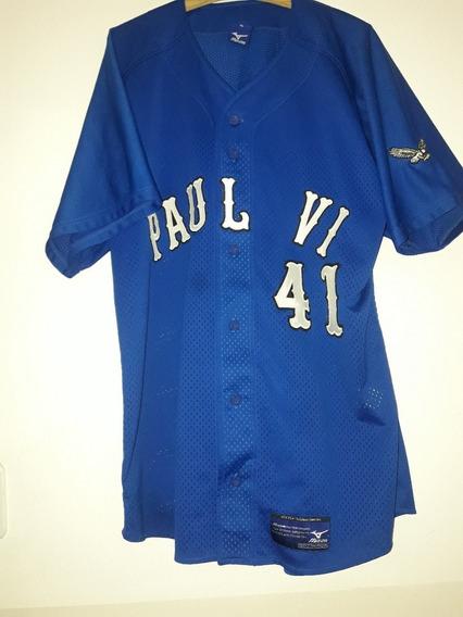 Camiseta Baseboll Paul Iv