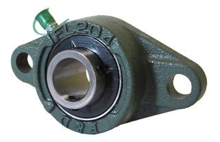 Soporte Ovalado Con Ruleman Ucfl 204 Eje 20mm