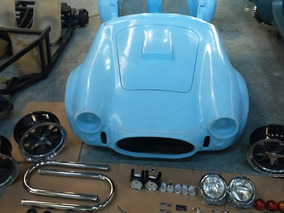 Ford Shelby Cobra Kit Carroceria E Chassi
