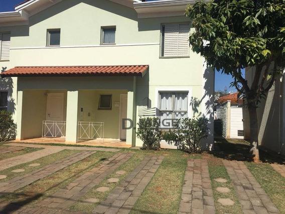 Casa Com 3 Dormitórios À Venda Por R$ 635.000 - Parque Prado - Campinas/sp - Ca12076