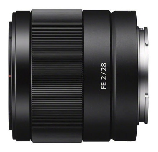 Lente Sony Fe 28mm F/2 E-mount (sel28f20)
