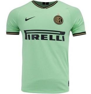 Camisa Inter De Milao 19/20 Original Envio12h Fotos Reais