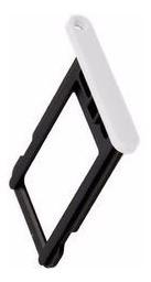 Soporte Bandeja Porta Sim Chip iPhone 5c Blanca