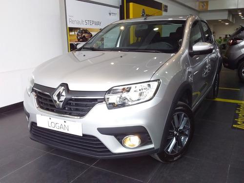 Renault Logan Intense 1.6 Cvt 0km 2020 P/s Rodar (jav)