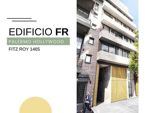 Imagen 1 de 10 de Edificio Fr  Fitz Roy 1465- Palermo Hollywood