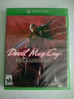 Devil May Cry Hd Collection Xbox One Nuevo Sellado
