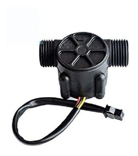 Caudalimetro Sensor Flujo 60 L/min Seimer 3/4 Para Arduino