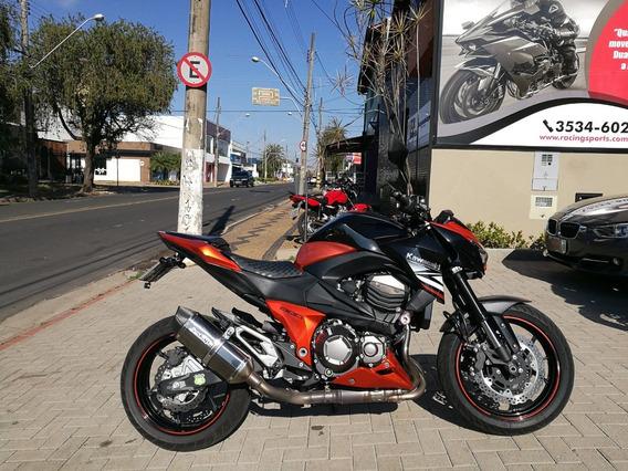 Kawasaki - Z 800 - 2014