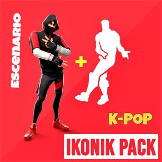 Skin Galaxy Ikonik + Baile Exclusivo