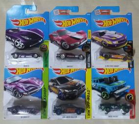 Lote Hot Wheels Super T Hunts - Lacrados