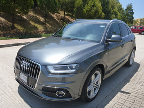 Audi Q3 2.0 S Line 170 Hp At