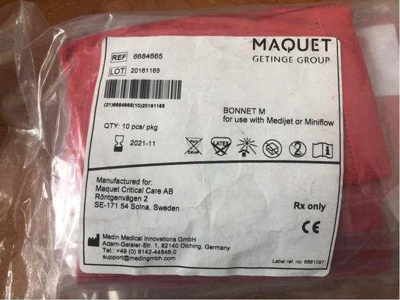 Gorros Para Cpap Neonatal Tamaño M Marca Maquet