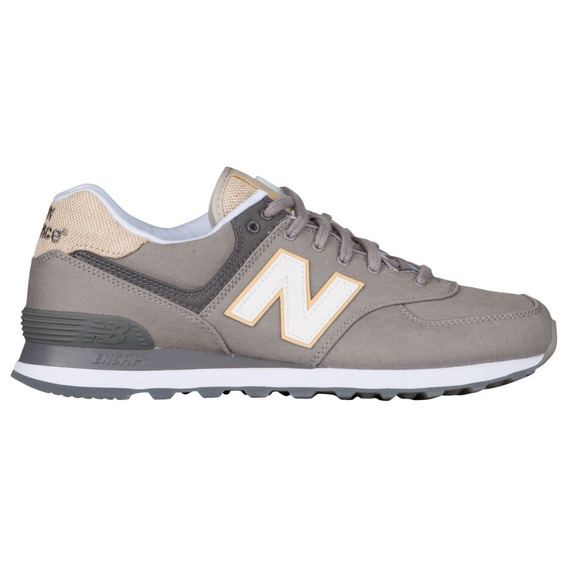 New Balance Zapatilla Lifestyle Hombre Ml574rtd Gris