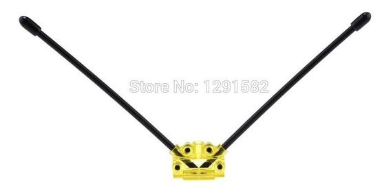 Suporte Antena Receptor Futaba Turnigy F450 F550 Tarot Drone