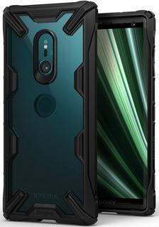 Case Ringke Fusion X Funda Para Sony Xperia Xz3 Bumper