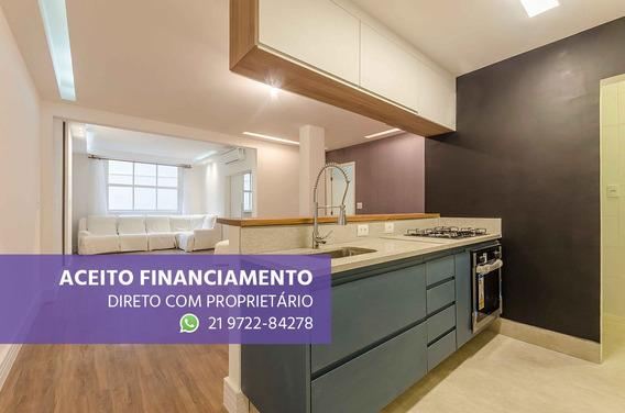 Apartamento À Venda Na Rua Barata Ribeiro, Copacabana, Rio De Janeiro - Rj - Liv-3226