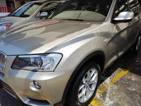 Bmw X3 28i Xdrive Aut Top Line 2013