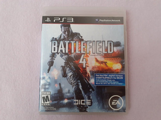 Battlefield 4 Original Para Ps3