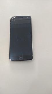 Celular Motorola Moto Z Play Xt1635 Para Retirar Peças Os 02