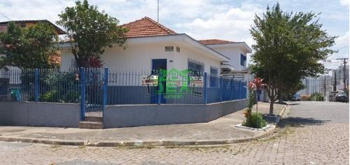 Casa Térrea Para Venda No Bairro Parque Da Lapa, 2 Dorm, 3 Vagas, 280 M, 246 M - 1343