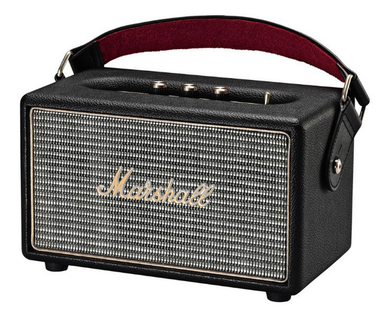 Caixa De Som Bluetooth Marshall Killburn Black 40w