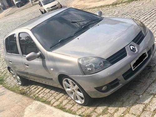 Renault Clio 2009 1.0 16v Campus Hi-flex 5p