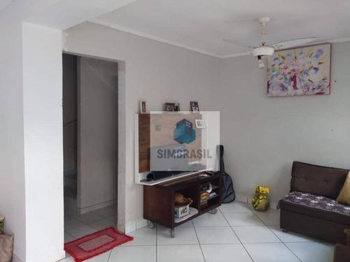 Imagem 1 de 12 de Sobrado Residencial Cosmos - Campinas/sp - So0020