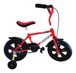 Bicicleta Rodaly Bmx Rodado 12 Reforzada Varon Niña