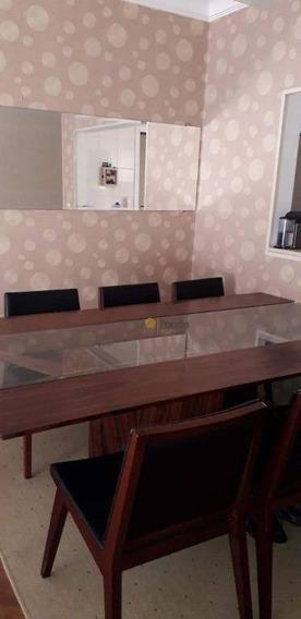 Apartamento Com 2 Dormitórios À Venda, 82 M² Por R$ 480.000 - Vila Dayse - São Bernardo Do Campo/sp - Ap2322
