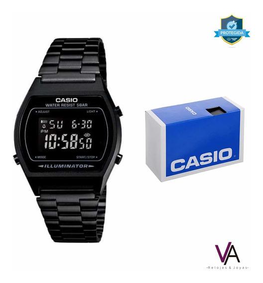 Reloj Casio B640 Negro Mate Garantia + Envío Gratis