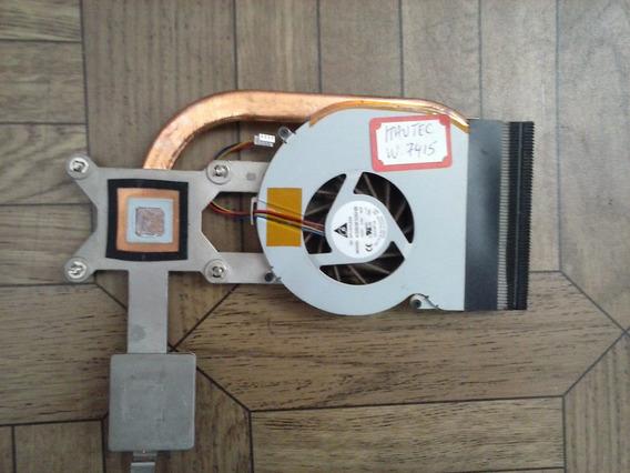 Cooler Com Dissipador - Itautec W-7415 (20170033)