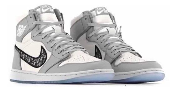 Tenis Air Jordan1 High Og De Edición Limitada En Su Caja