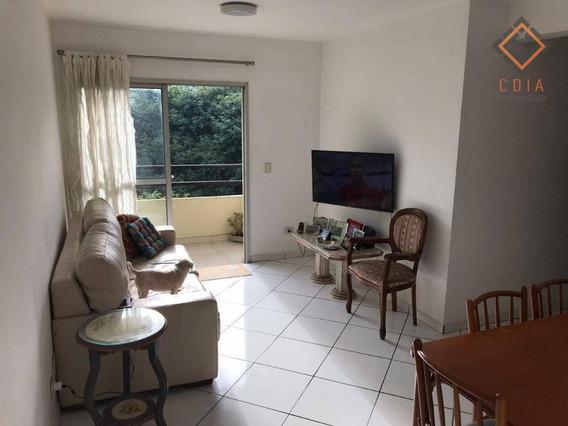 Apartamento Com 3 Dormitórios À Venda, 65 M² Por R$ 375.000,00 - City América - São Paulo/sp - Ap42338