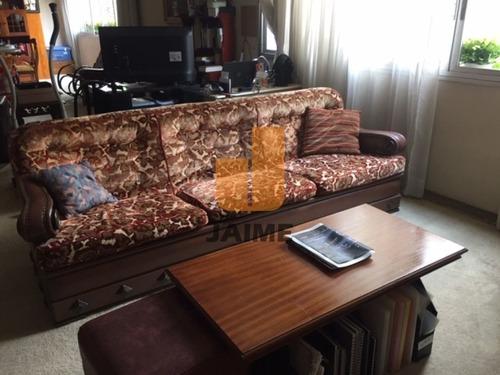 Apartamento Para Venda / Locação No Bairro Higienópolis Em São Paulo - Cod: Ja16241 - Ja16241