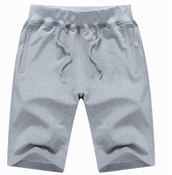 Bermuda Shorts Rustica Algodon - Jeans710