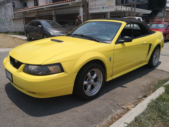 Ford Mustang 2001 Convertible