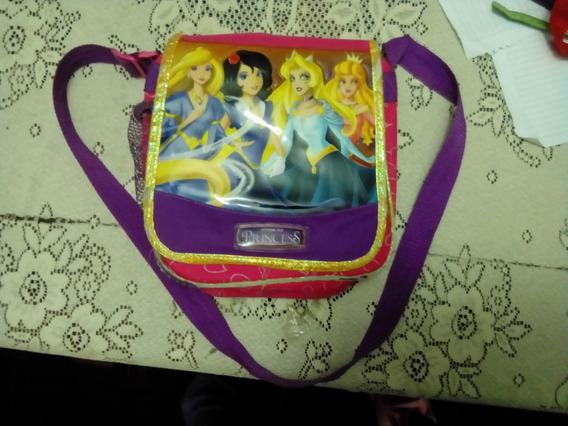 Bolso Cruzado Bandolero Para Niña Princesas