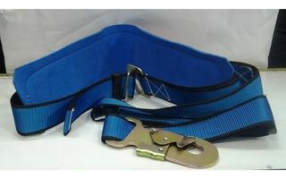 Cinturón Liniero Arnes Faja Lumbar C. Cabo Seguridad Art 181