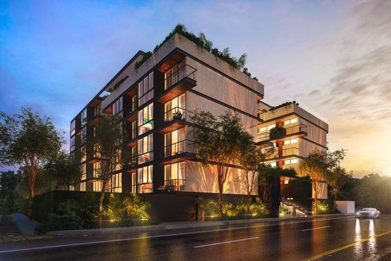 Lujoso Departamento En Preventa Makou De 3 Habitaciones En Montebello.