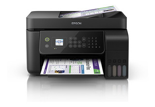 Impresora Epson L 5190 Multifuncion Sistema Continuo Alimentador Automatico