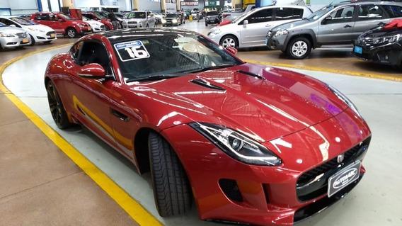 Jaguar F-type 3.0 Coupe S Supercharged V6 24v