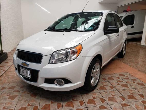 Chevrolet Aveo 1.6 Ltz L4 Man Mt 2015
