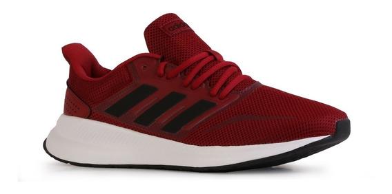 Zapatillas adidas Running Runfalcon Hombre Bordo